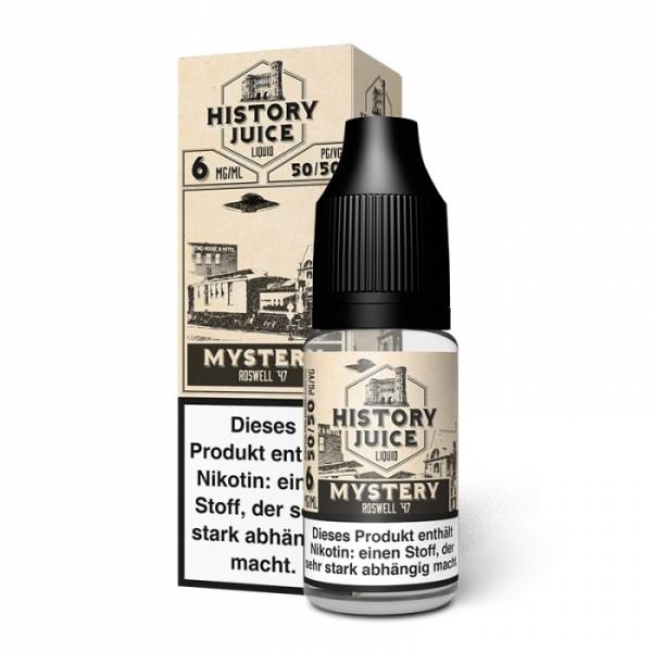 History Juice Mystery