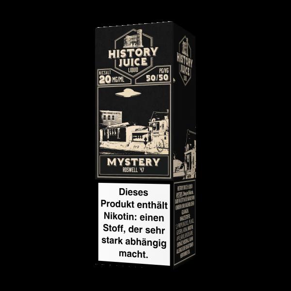 History Juice NS Mystery 20mg