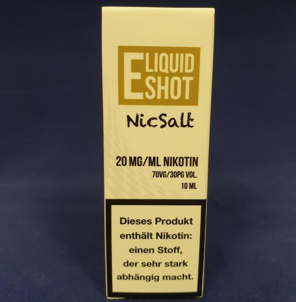 Nikotin Salz Shot 20 mg 50/50