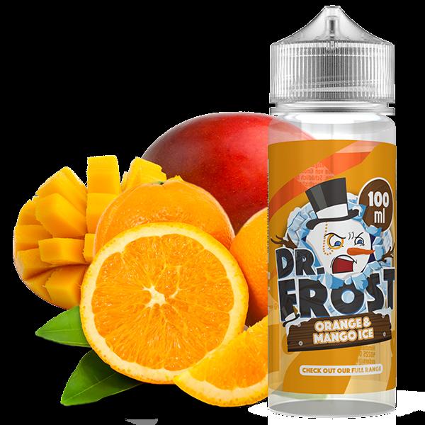 Dr Frost Orange Mango Ice 100ml+
