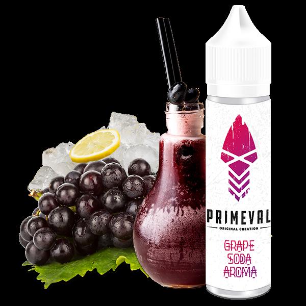 Primeval Grape Soda