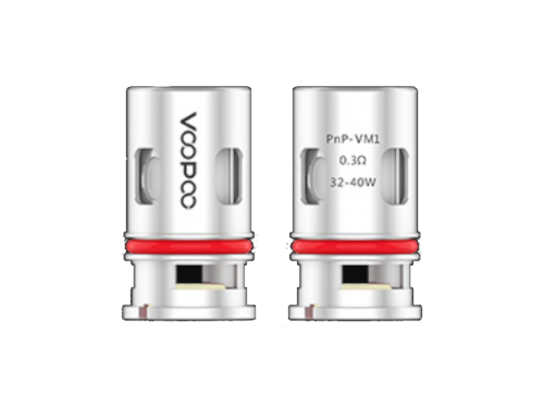 Voopoo PnP VM1 0,3 Ohm Coils (Packung)