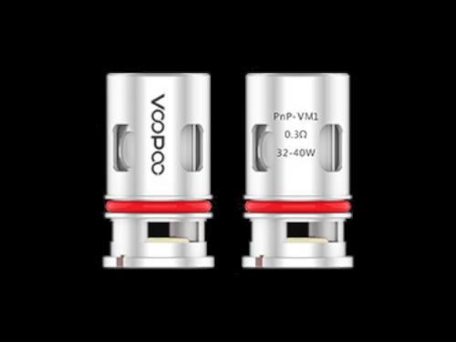 Voopoo Vinci X Coils (Packung) PnP VM1 0,3ohm
