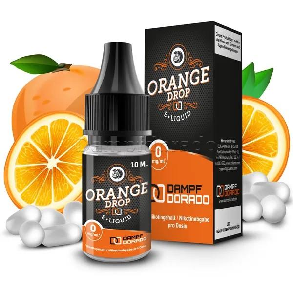 Dampfdorado Orange Drop