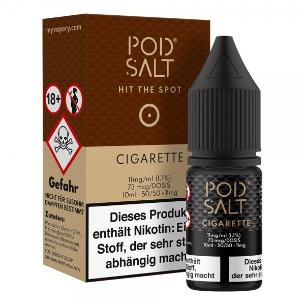 Pod Salt Cigarette 11mg