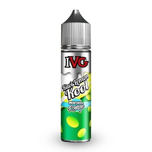 IVG Kiwi Lemon Kool 50ml+