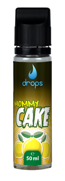 Drops Mommy Cake 50ml+
