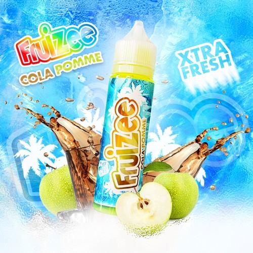Fruizee Cola Apple Xtra Fresh 50ml+