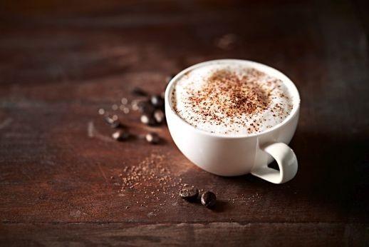Dampfdorado Cappuccino