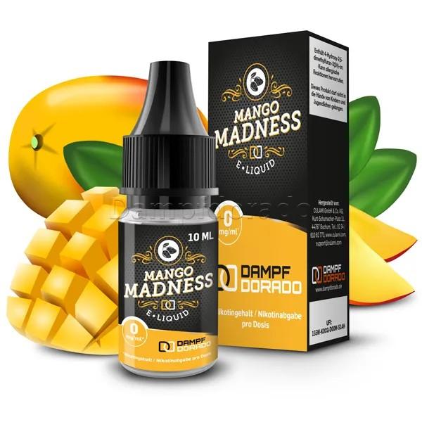 Dampfdorado Mango Madness