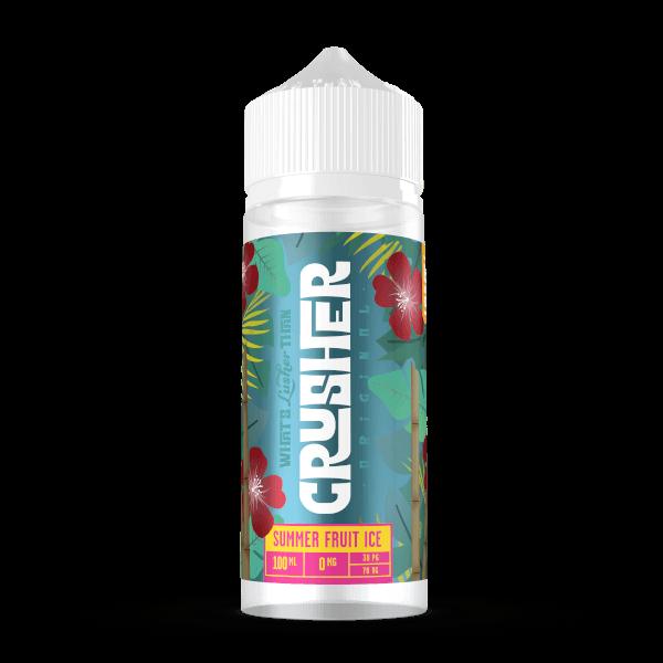 Crusher Summer Fruit Ice 100ml+