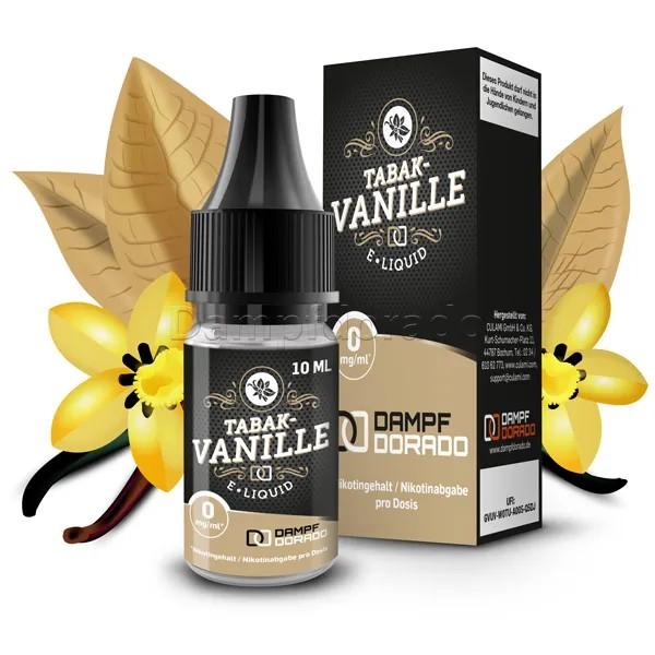 Dampfdorado Tabak Vanille