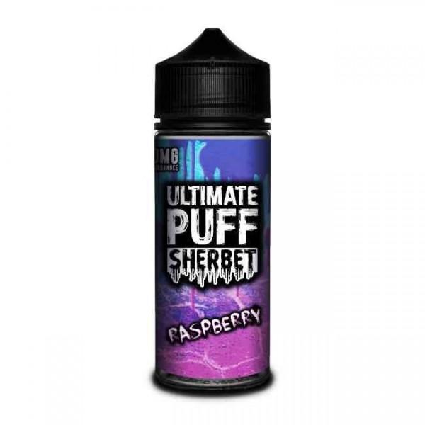 Ultimate Puff Sherbet Raspberry 100ml+