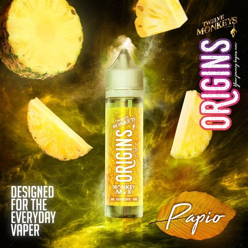 Twelve Monkeys Origins Papio 50ml+