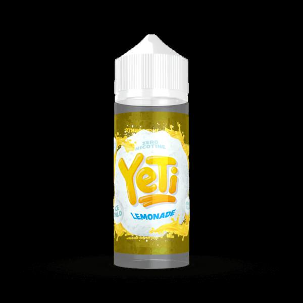 Yeti Lemonade 100ml+