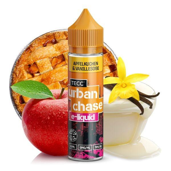 Urban Chase Apfelkuchen Vanillesoße 50ml+