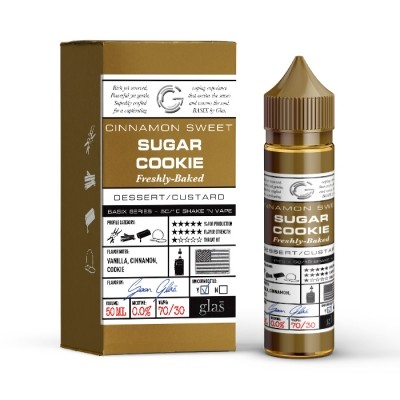 Glas Basix Sugar Cookie 50ml+