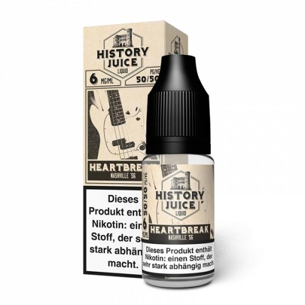 History Juice Heartbreak