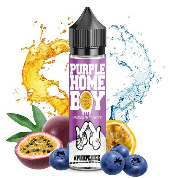 #purpleice Purple HomeBoy