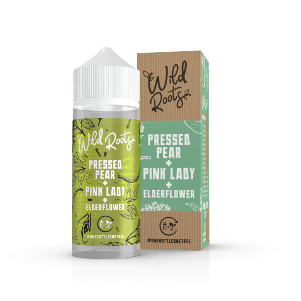 Wild Roots Pressed Pear 100ml+