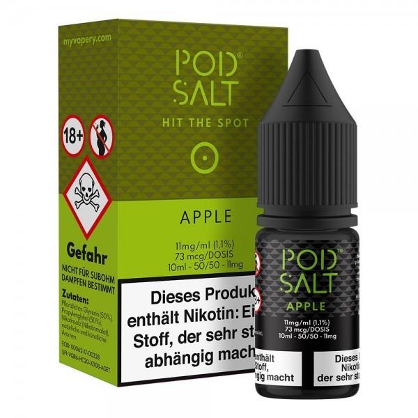 Pod Salt Apple 11mg Nikotin Salz