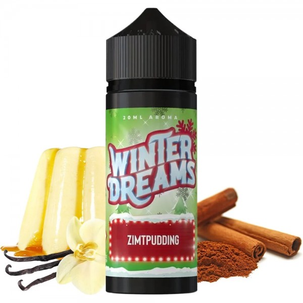 Winter Dreams Zimtpudding