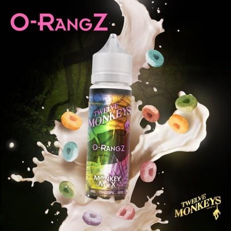 Twelve Monkeys OrangZ 50ml+