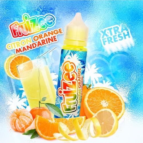 Fruizee Lemon Orange Mandarin Xtra Fresh 50ml+