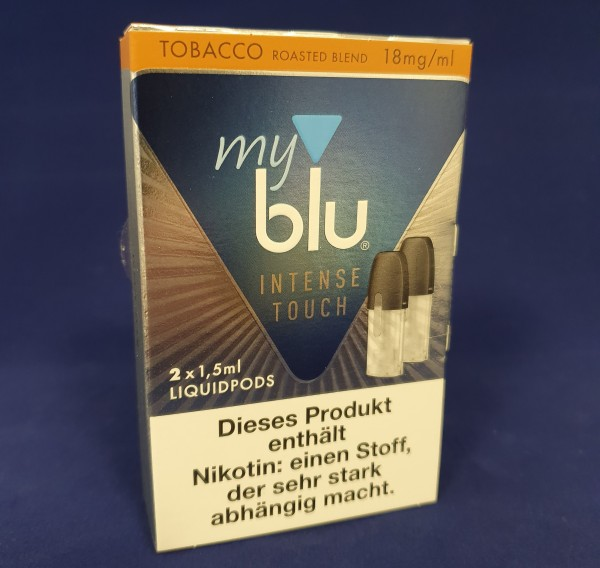 MYblu Pods Intense Touch Tobacco