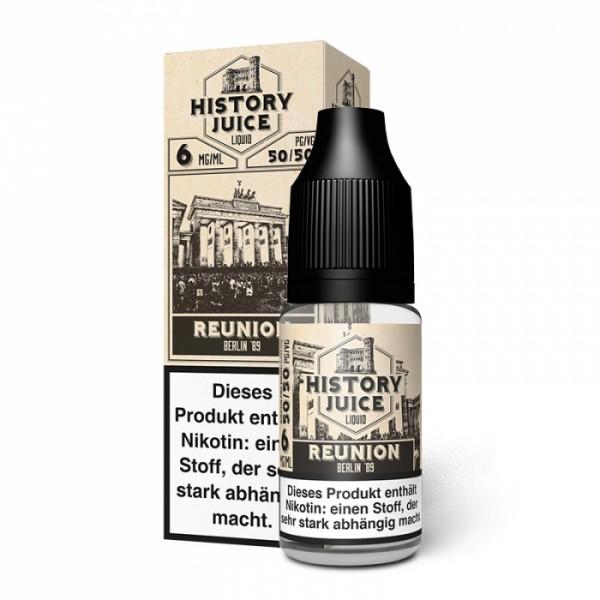 History Juice Reunion