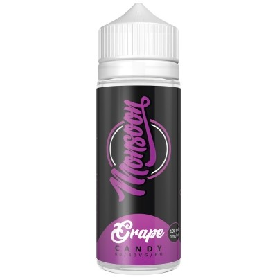 Monsoon Grape Candy 100ml+