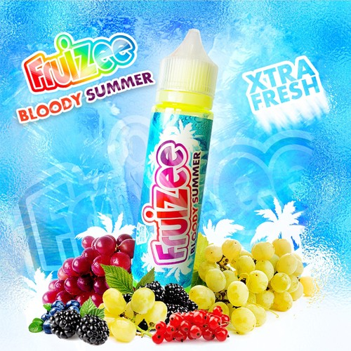 Fruizee Bloody Summer Xtra Fresh 50ml+