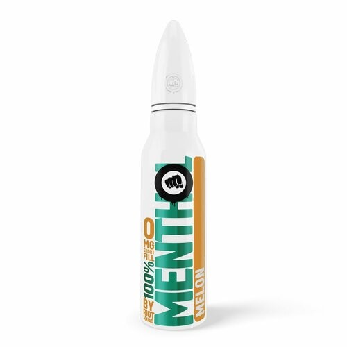 Riot Squad 100% Menthol Melone 50ml+