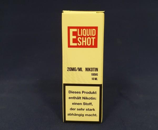 100VG Nikotin Shot 20mg