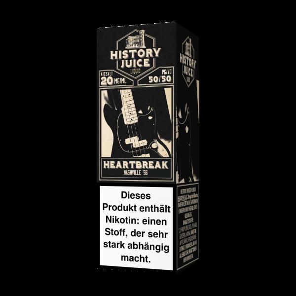 History Juice NS Heartbreak 20mg