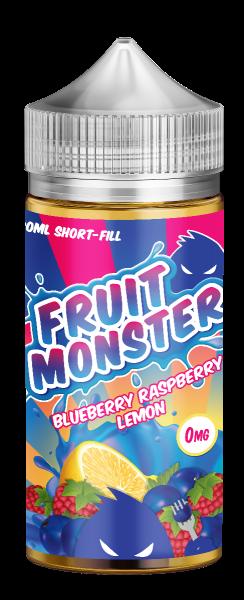 Fruit Monster Blueberry Raspberry Lemon 100ml+