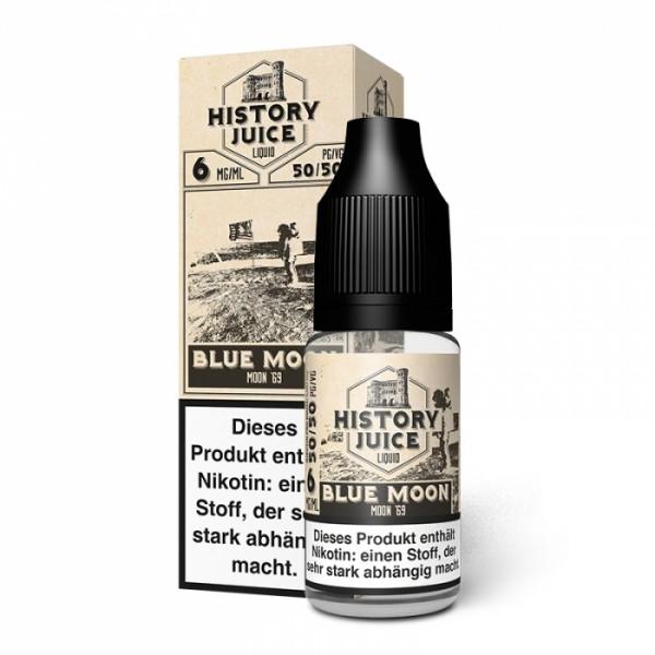 History Juice Blue Moon