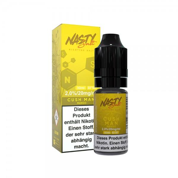 Nasty Juice - Cush Man (Mango) Nikotin Salz