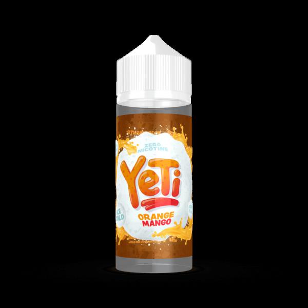 Yeti Orange Mango 100ml+