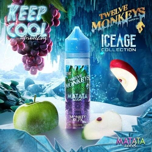 Twelve Monkeys Matata Iced 50ml+