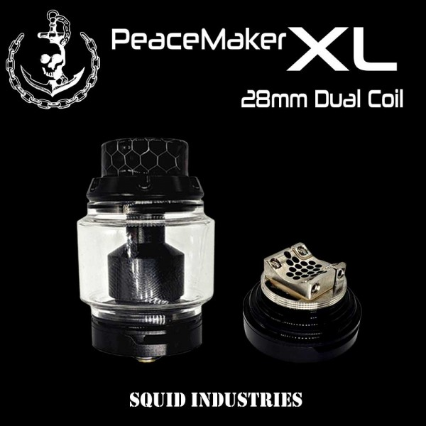 Squid Industries Peacemaker XL RTA