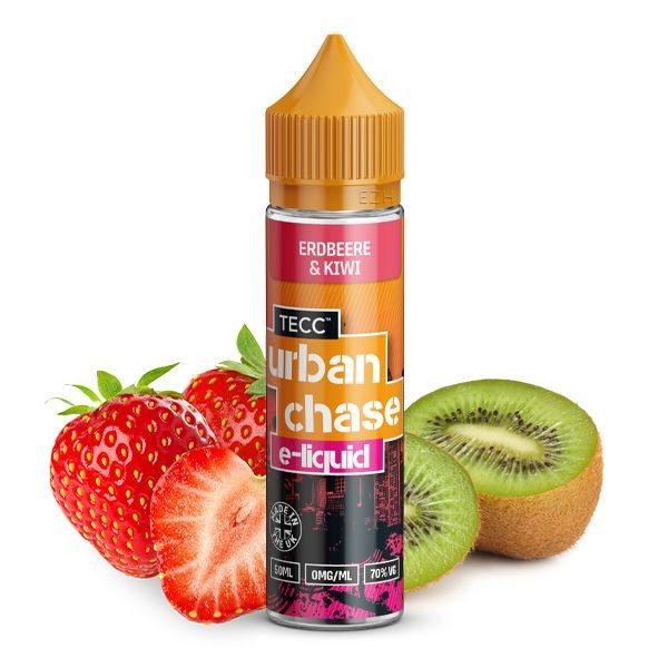 Urban Chase Erdbeere Kiwi 50ml+