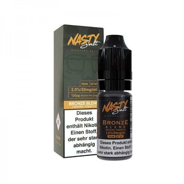 Nasty Juice - Bronze Blend Nikotin Salz