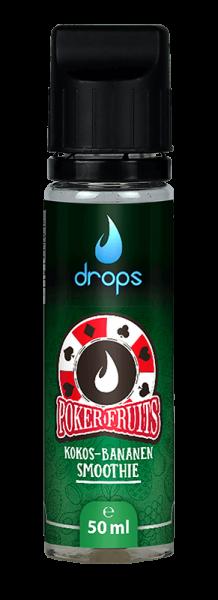 Drops Poker Fruits 50ml+