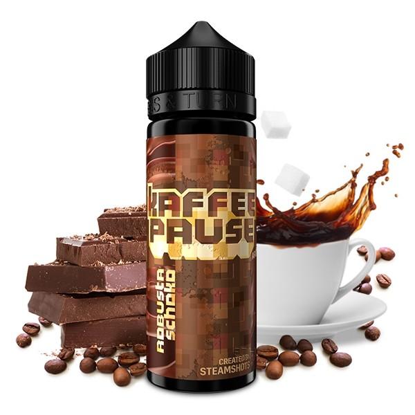 Steamshots Kaffeepause Robusta Schoko
