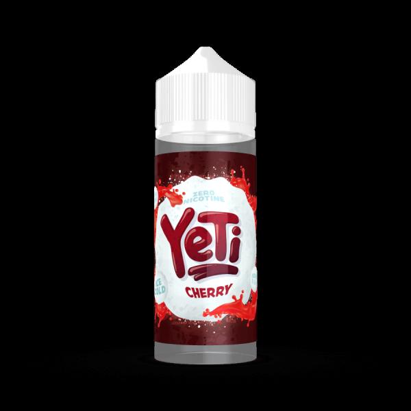 Yeti Cherry 100ml+
