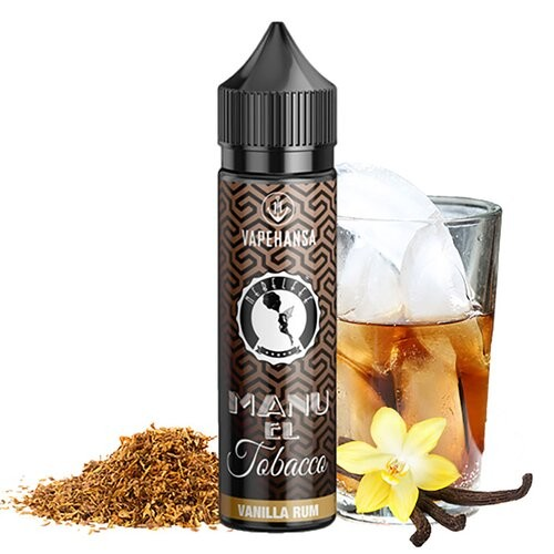 Nebelfees Manu El Tobacco Custard Rum Aroma