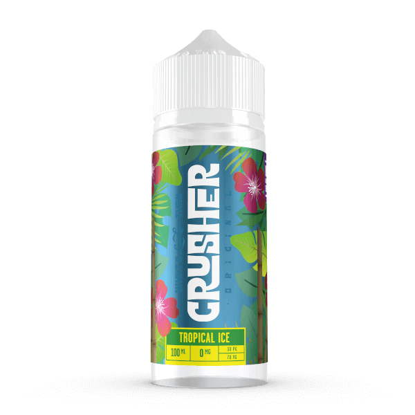 Crusher Tropical Ice 100ml+