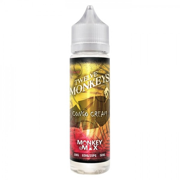 Twelve Monkeys Congo Cream 50ml+