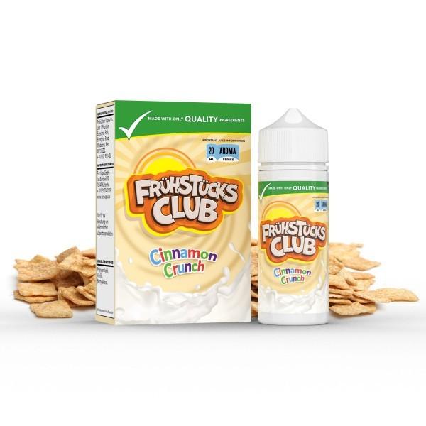 Frühstücks Club Cinnamon Crunch